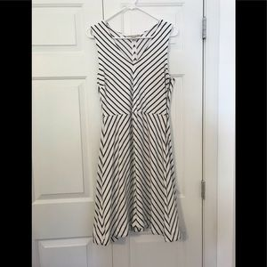 Banana Republic knit tank dress